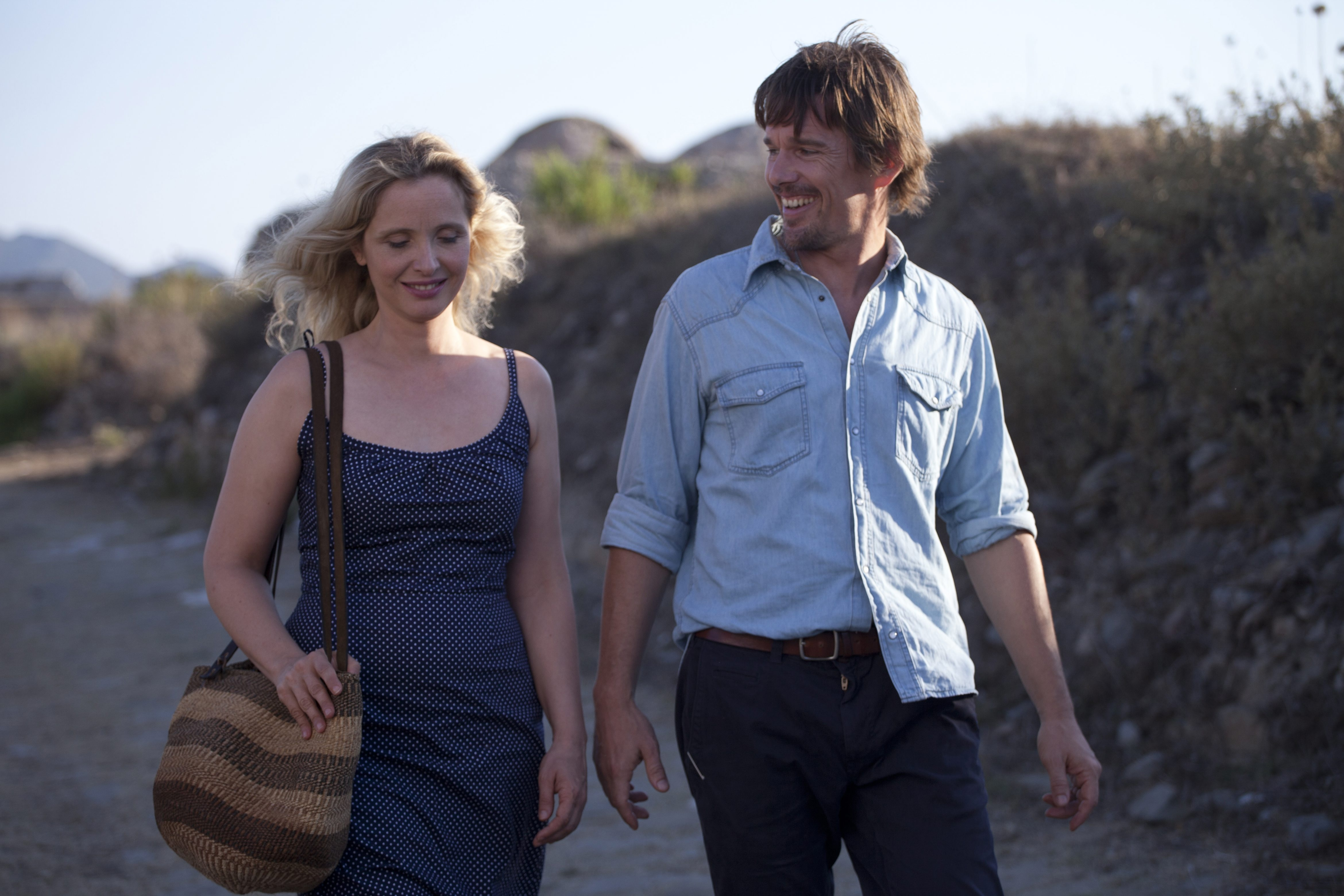 Julie Delpy and Ethan Hawke star in 'Before Midnight.'