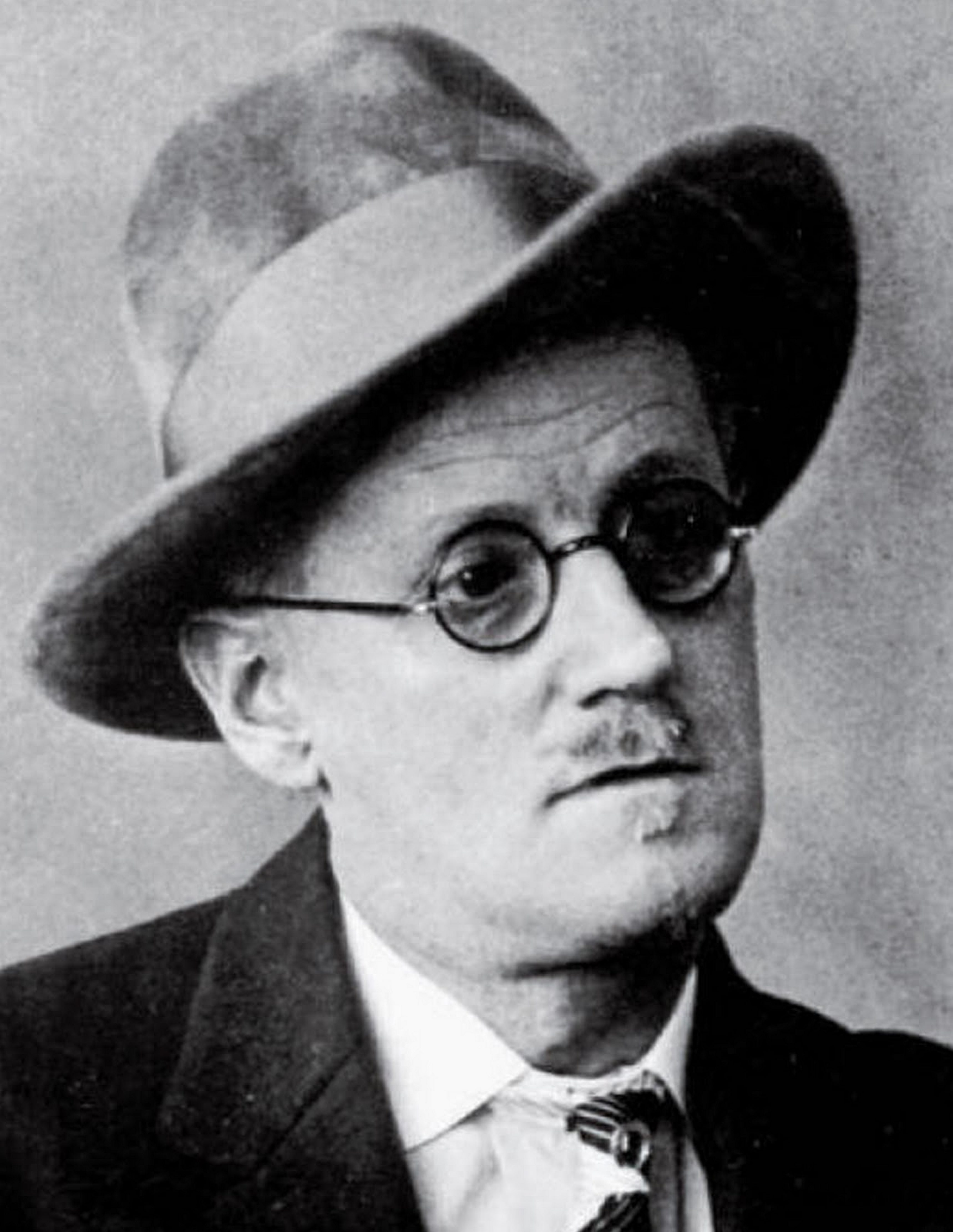 James Joyce will be celebrated during Bloomsday on Sunday.