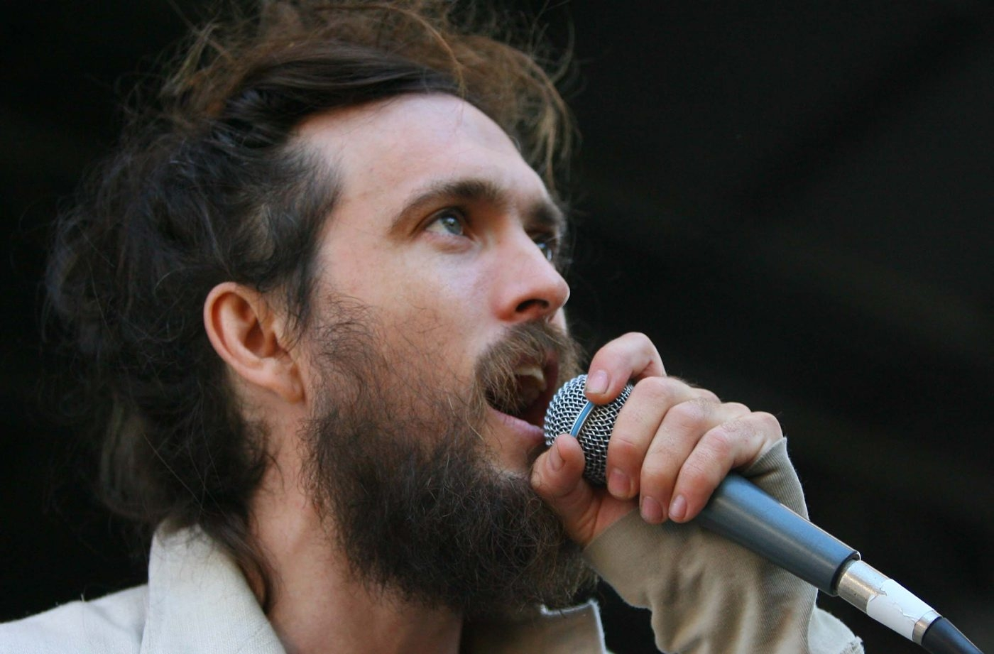 News file photo  Edward Sharpe & the Magnetic Zeros, with singer Alex Ebert, perform tonight at Thursday at Canalside.