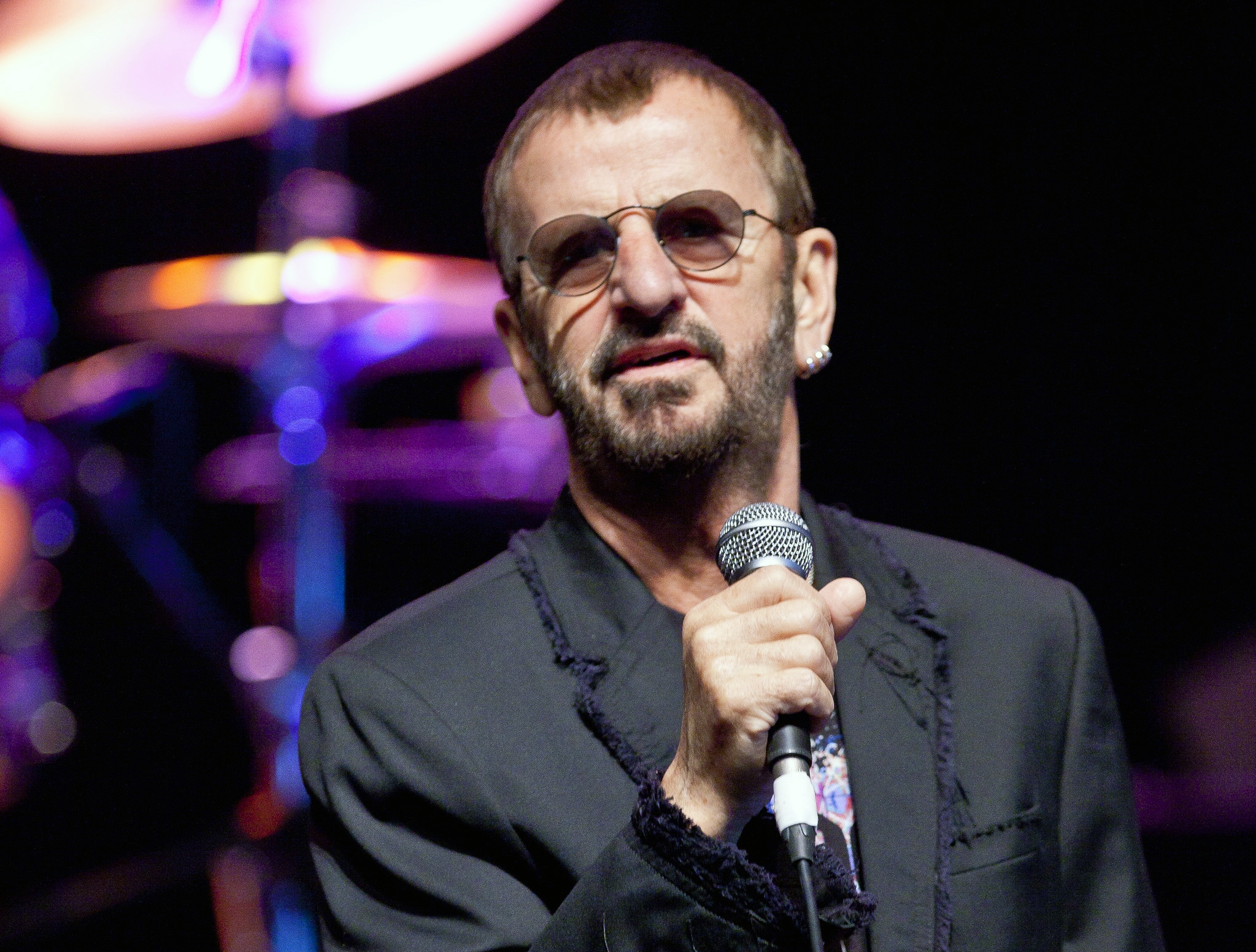 "British musician Ringo Starr has signed a book deal with Simon & Schuster's Children Books for ""Octopus' Garden,"" based on one of the few songs he wrote and sang."