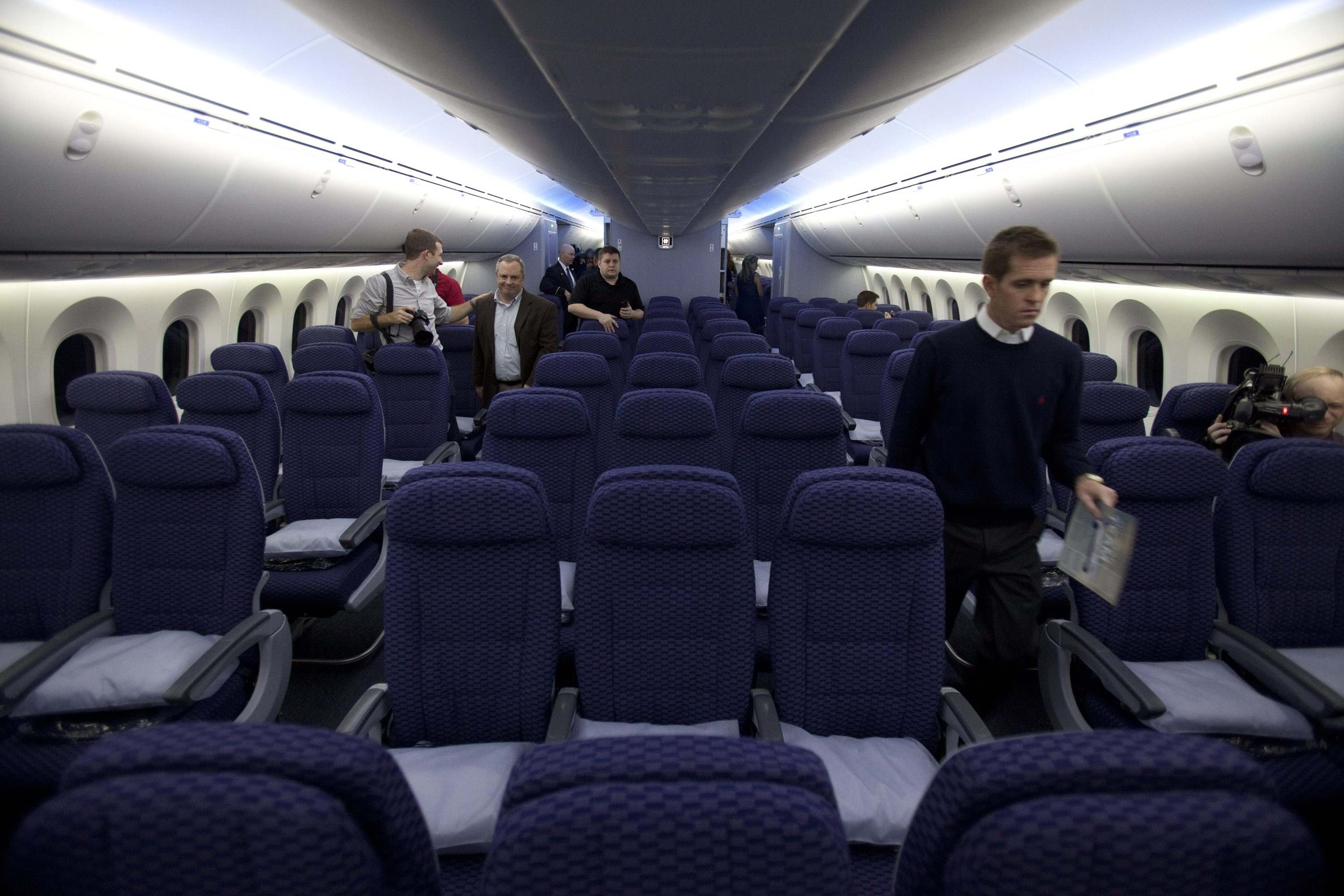 Think about factors like legroom, baggage fees, frequent-flier programs and in-flight amenities when booking a flight.