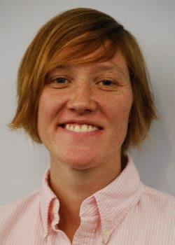 Buffalo First executive director Sarah Bishop.