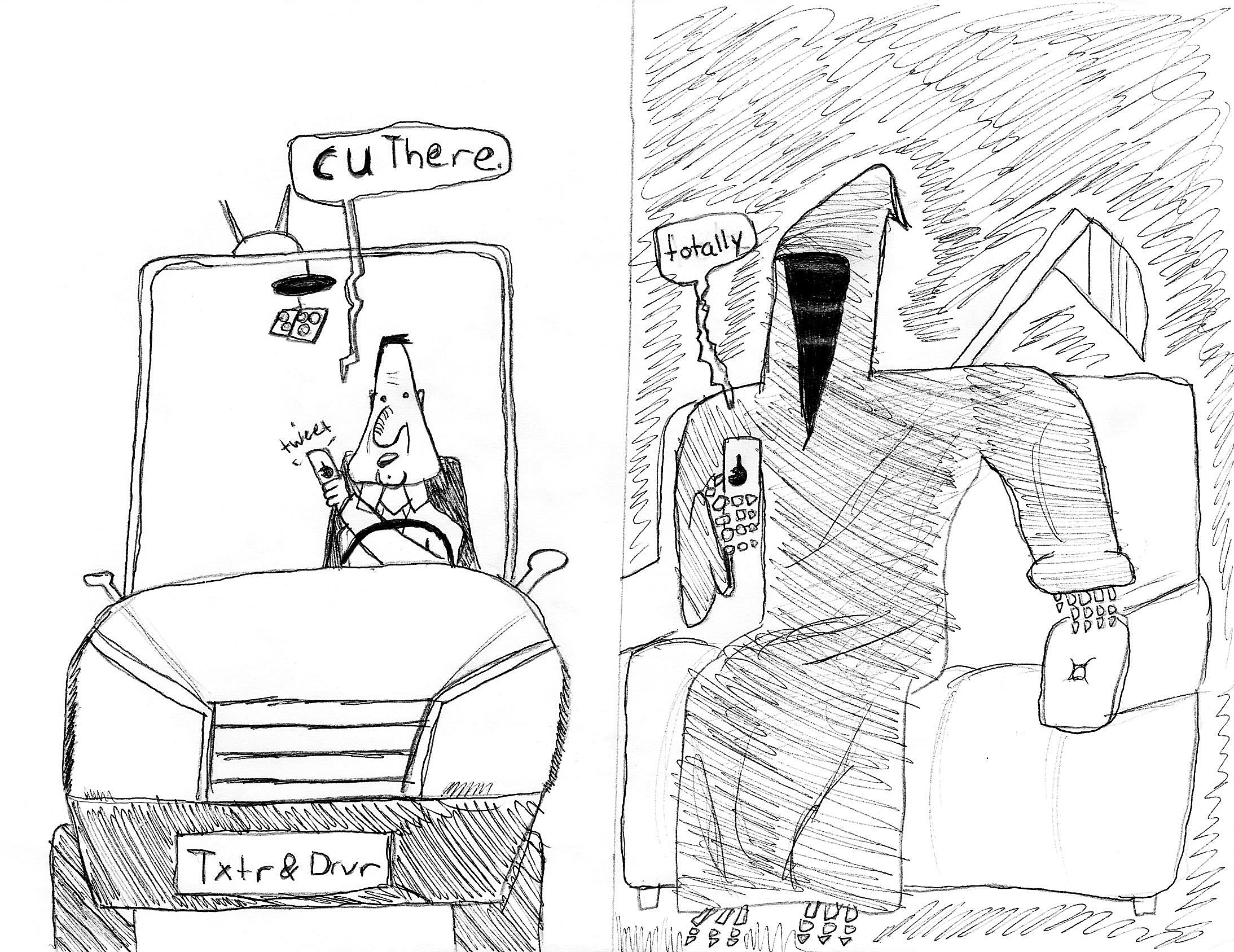 Div. 2-1st  Editorial Cartoon Contest - NeXt