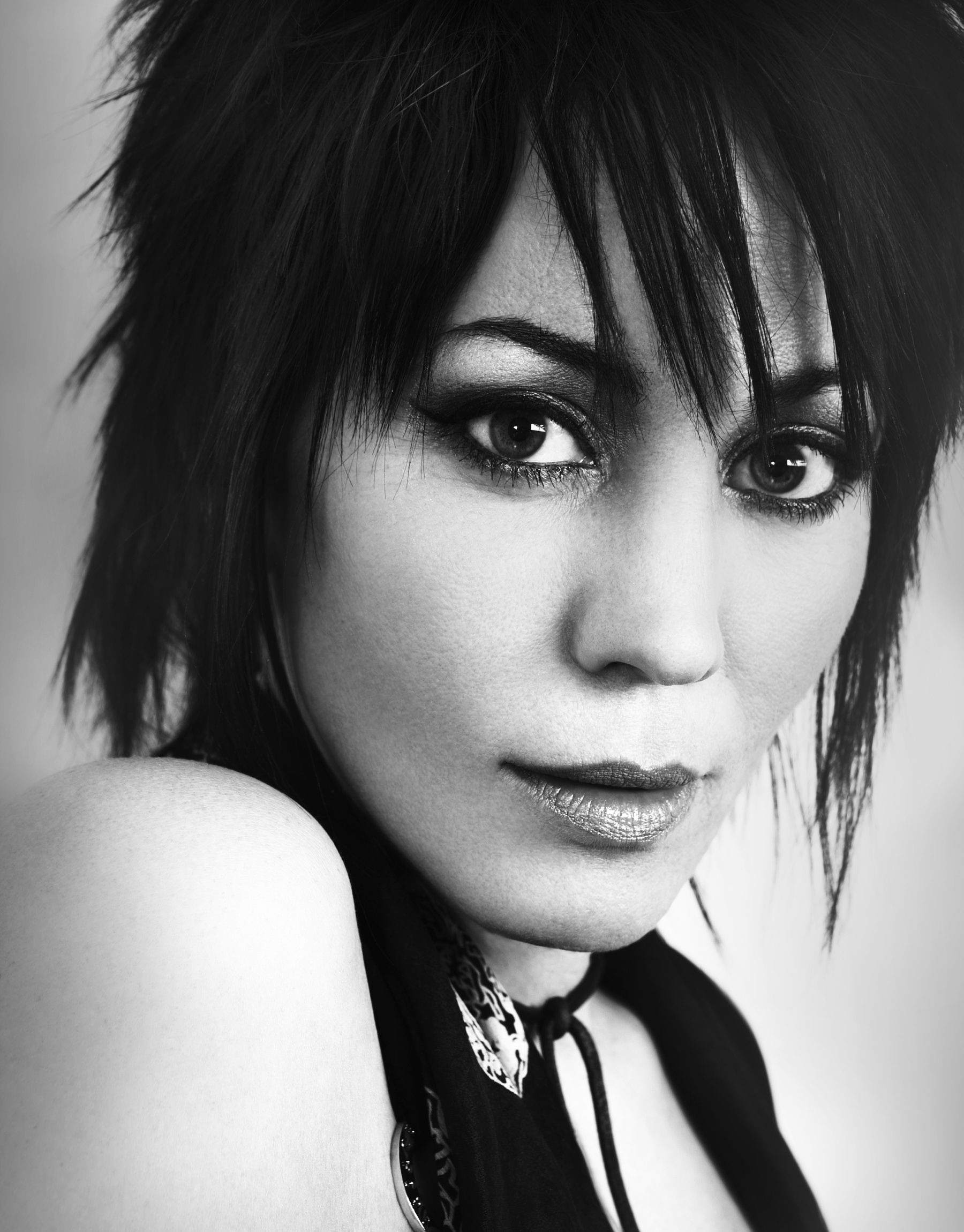 Joan Jett performs Tuesday at Artpark.