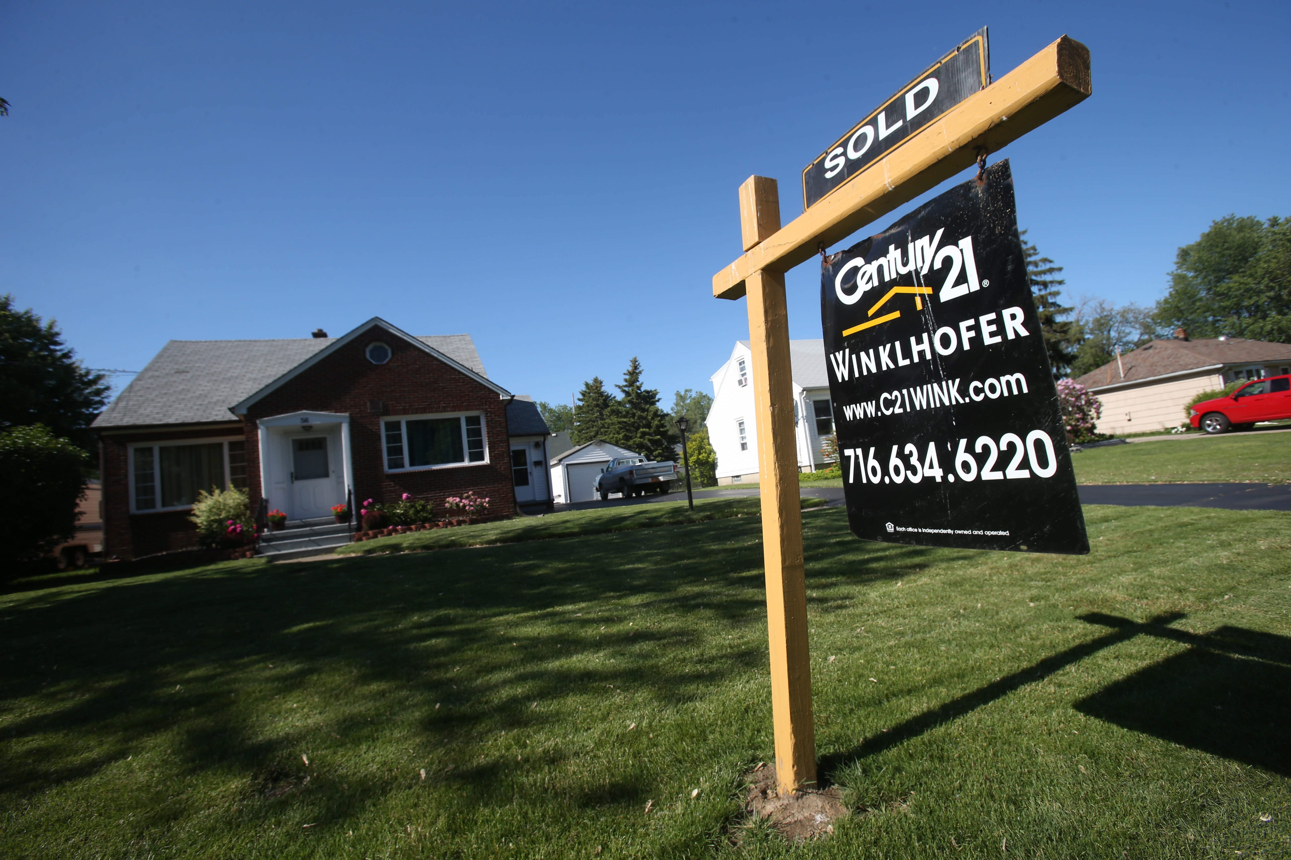 Pending home sales rose 17.9 percent in April, driving largest year-over-year increase since last May.