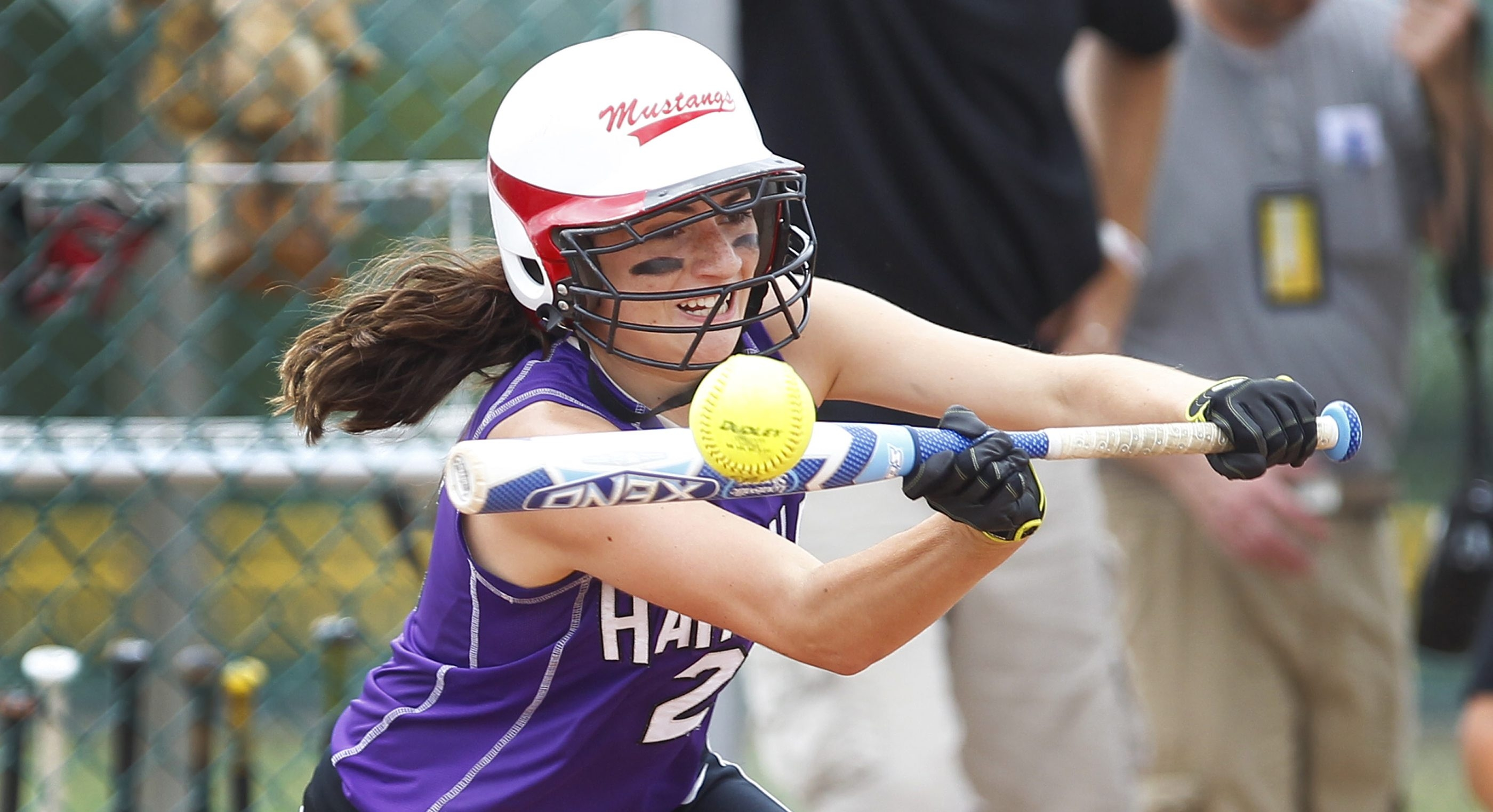 Leah Jones and the Hamburg softball team play Rochester Mercy today at 4 p.m. in the Class A Far West Regionals at Brockport State.