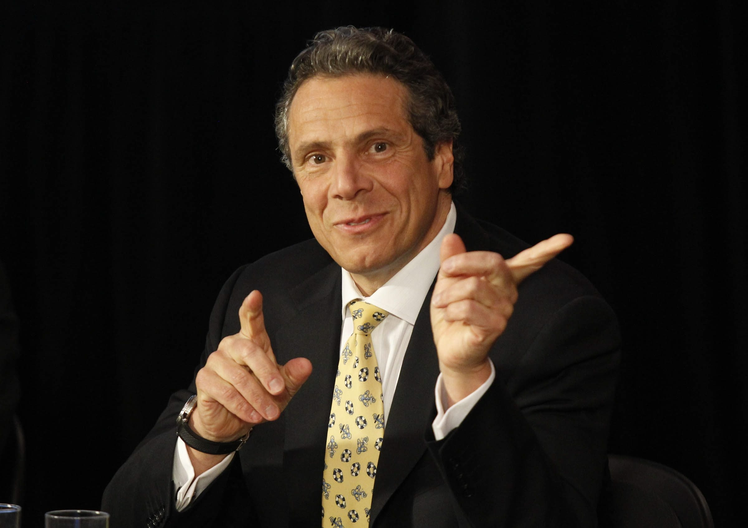 Gov. Andrew M. Cuomo is set to announce the release of $349.7 million in casino revenue to the state and three cities.