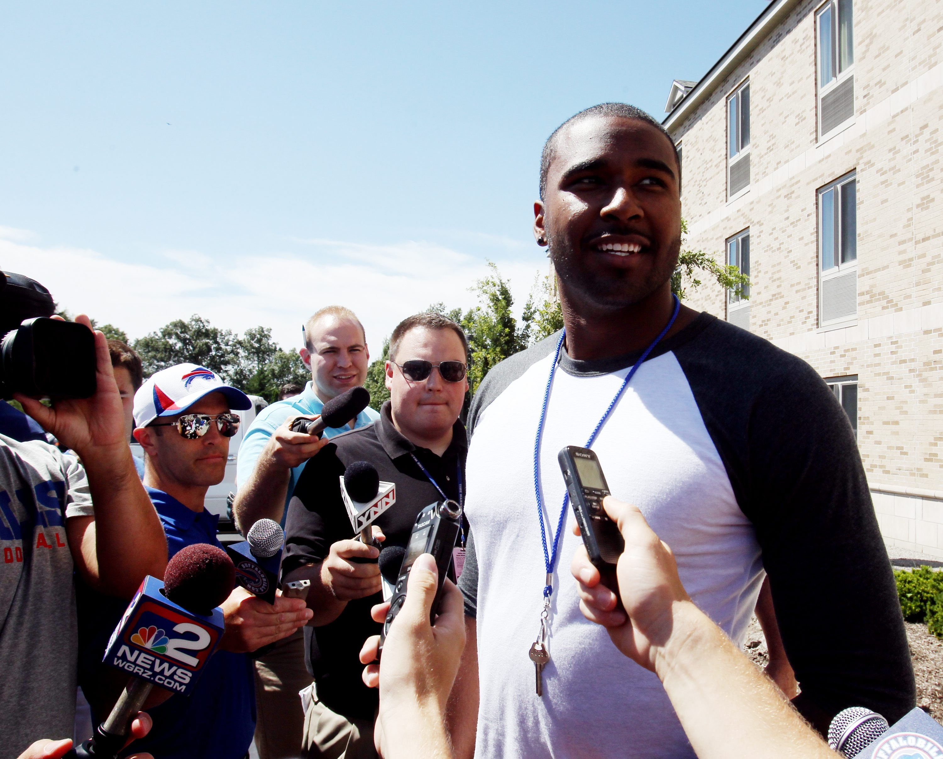 EJ Manuel comes into training camp having more physical talent than any quarterback in Bills history.