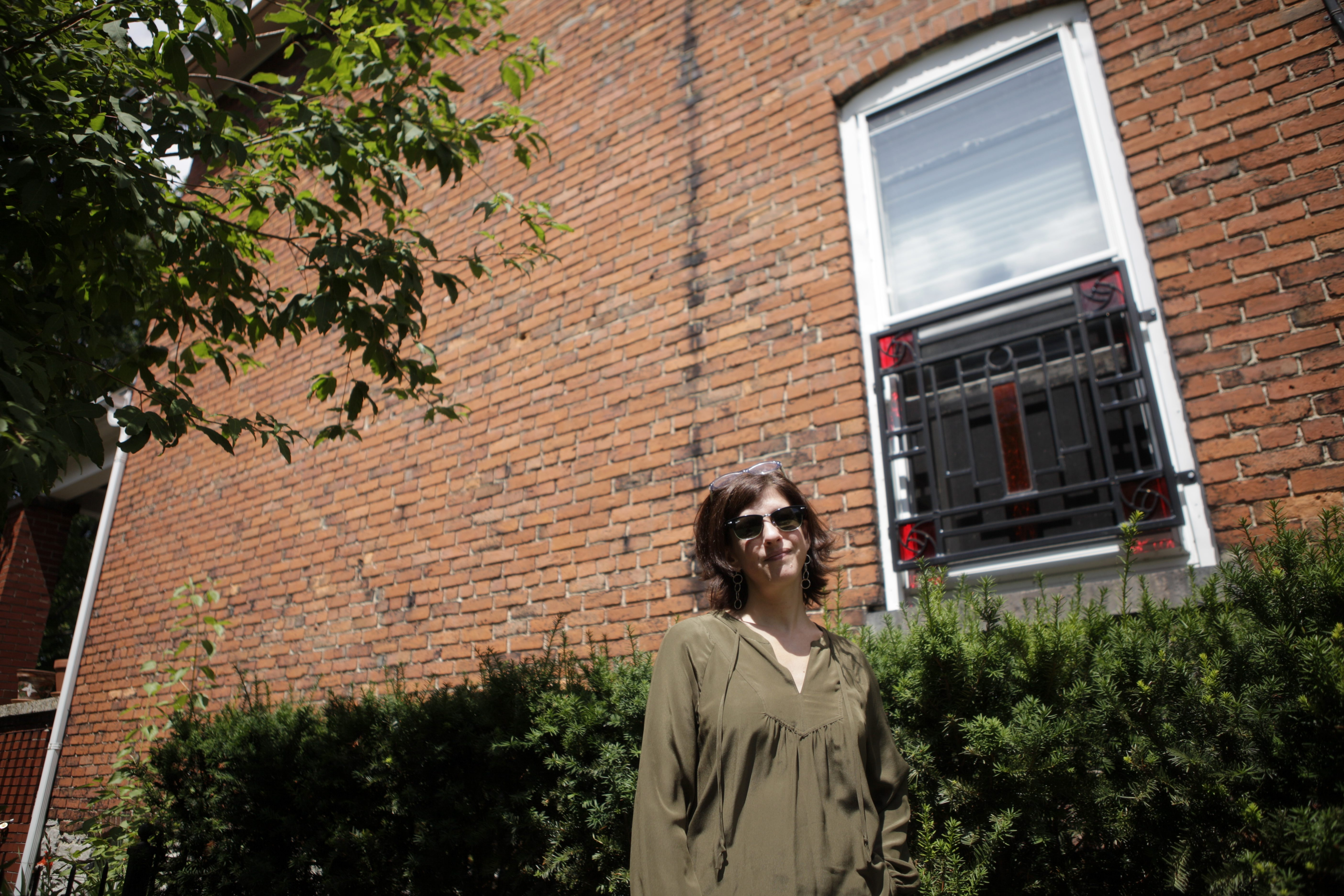 After a break-in about six years ago in her West Side home, Deb Ellis installed metal bars on her first-level windows as a deterrent.