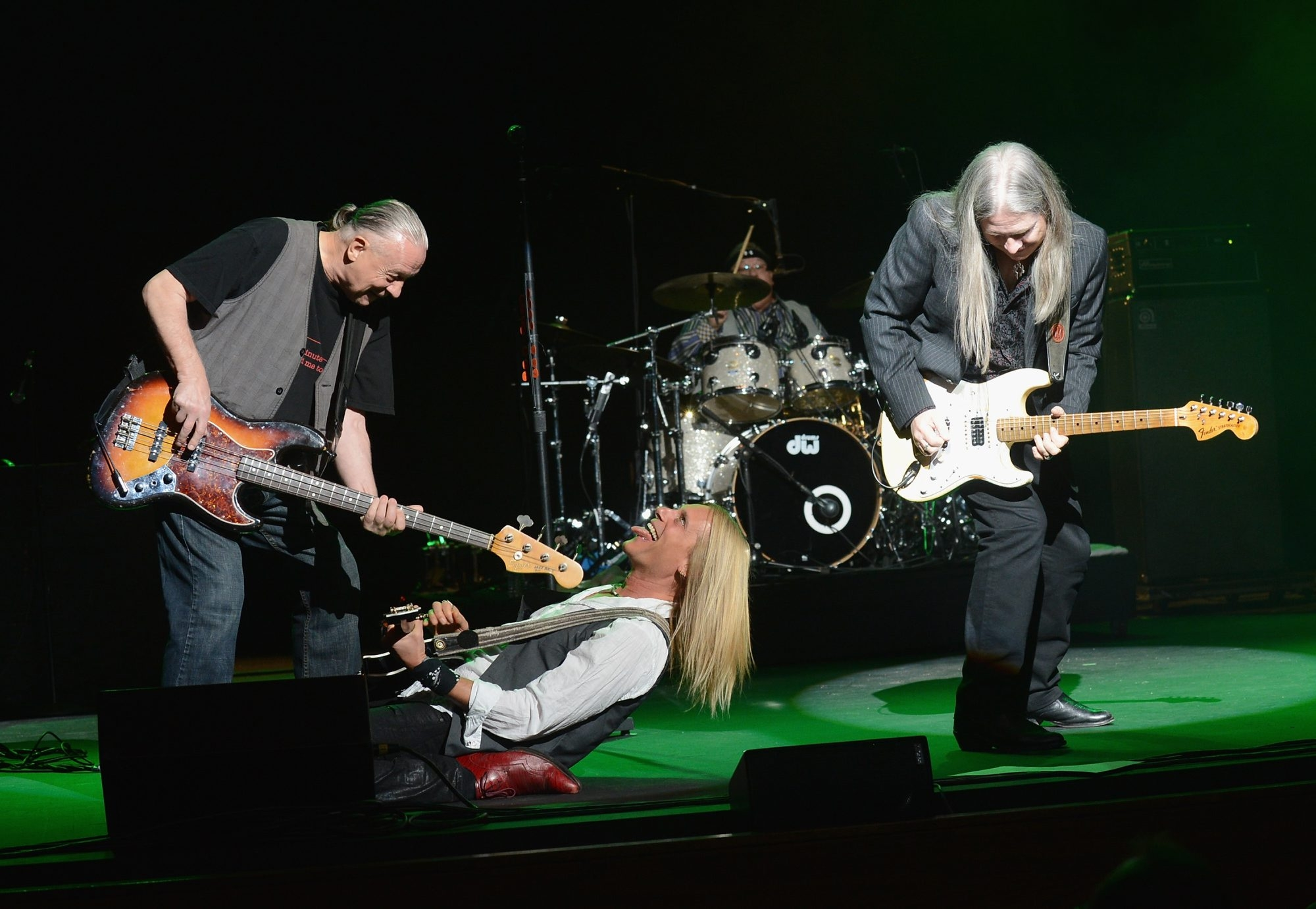 """The Guess Who will take part in the benefit event """"Concert for a Cure"""" Sunday at Canalside."""