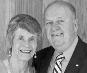 Ann and Frank Williams