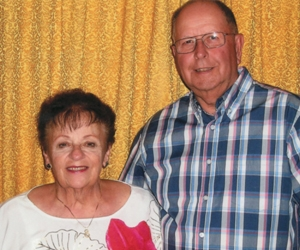 Elaine and Paul Grucza