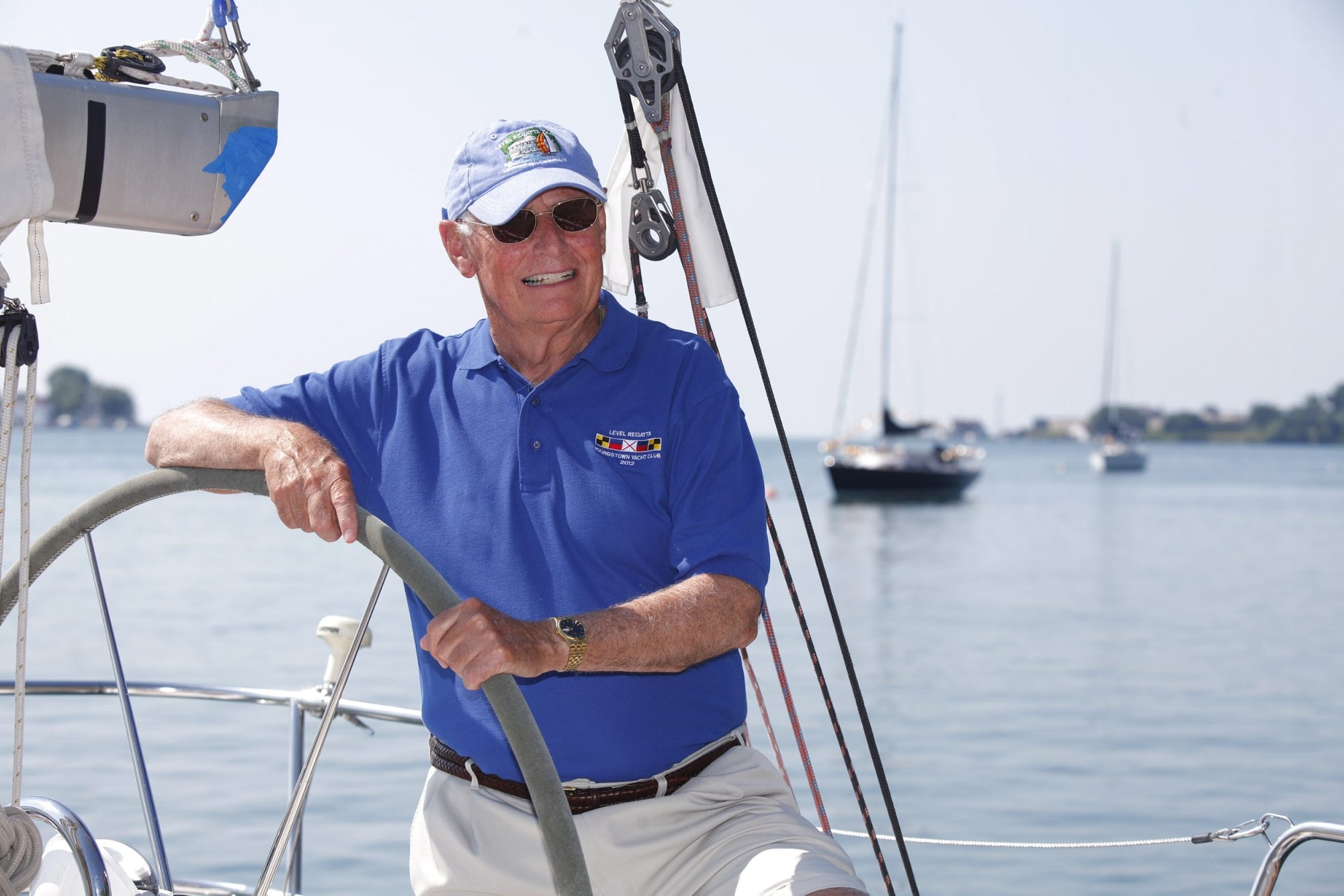 Regatta chairman Patrick Mackey expects more than 200 boats on the line at the Youngstown Yacht Club's 40th, and final, Level Regatta next weekend.