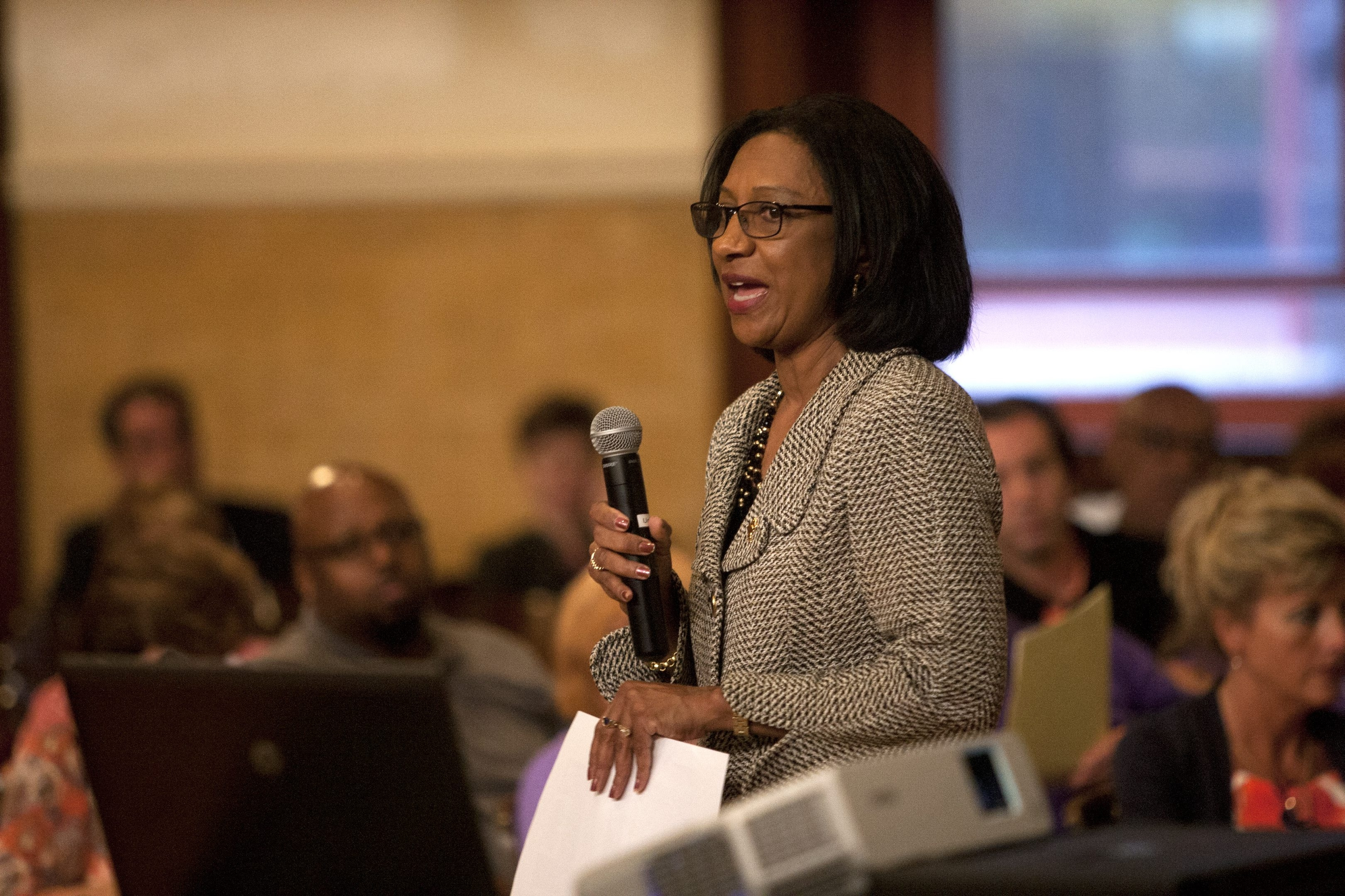 Buffalo Schools Superintendent Pamela C. Brown and the school board must make a priority of resolving problems with student transfers and breakfasts.