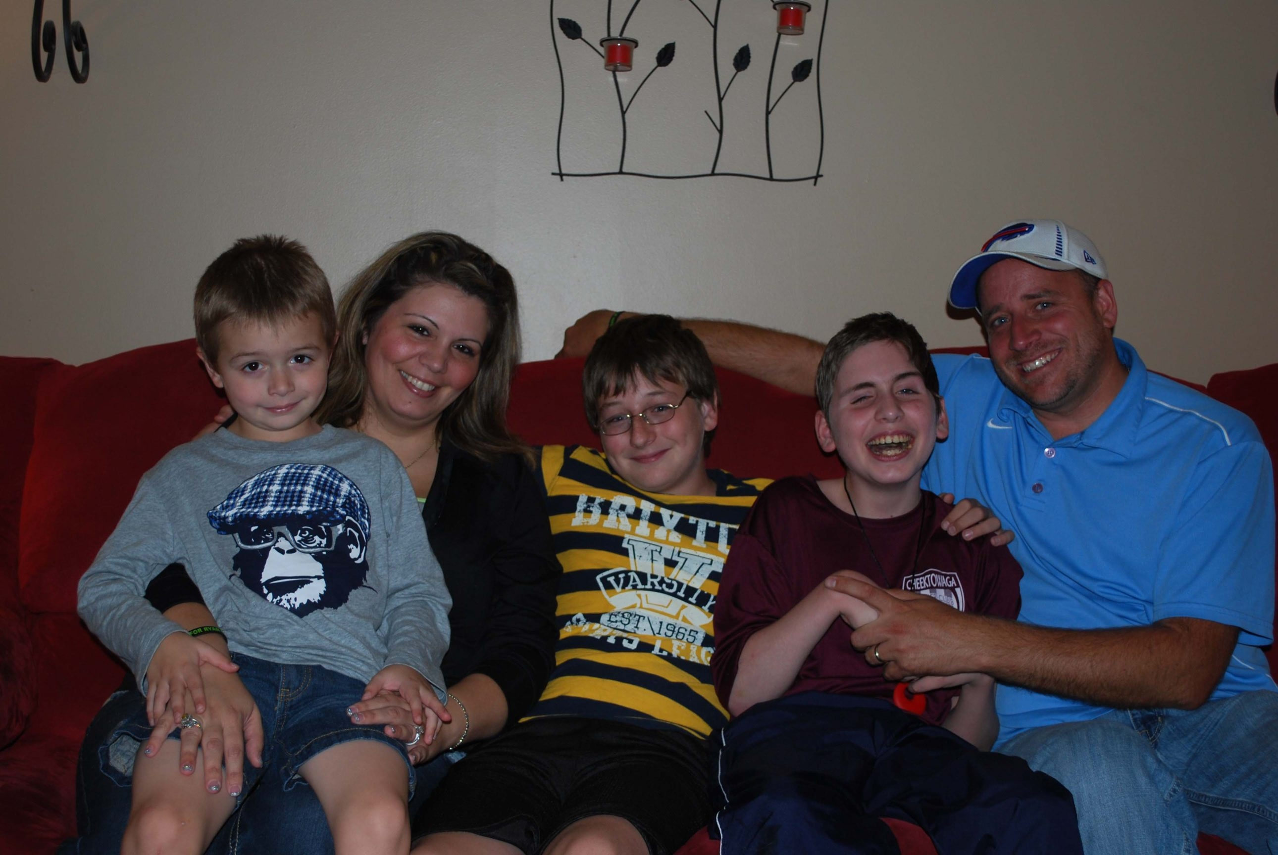 Life has changed dramatically for the Hunter family – mother Jessica, stepfather Matthew and sons Landon, Ryan Hunter and Ryan Orlando – since Ryan Orlando was hit by a car while Rollerblading in 2011.