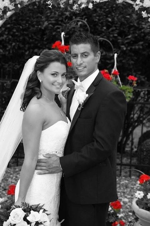 Nicole Nanula and Paul M. Bonito are wed in Buffalo