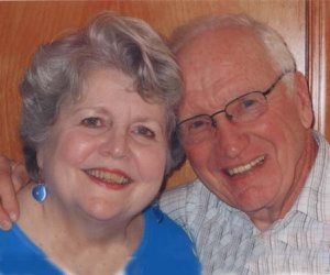 Gloria and Dick Lynch celebrate 50th wedding anniversary