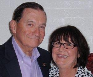 Clayton and Sally Ertel celebrate 50th wedding anniversary