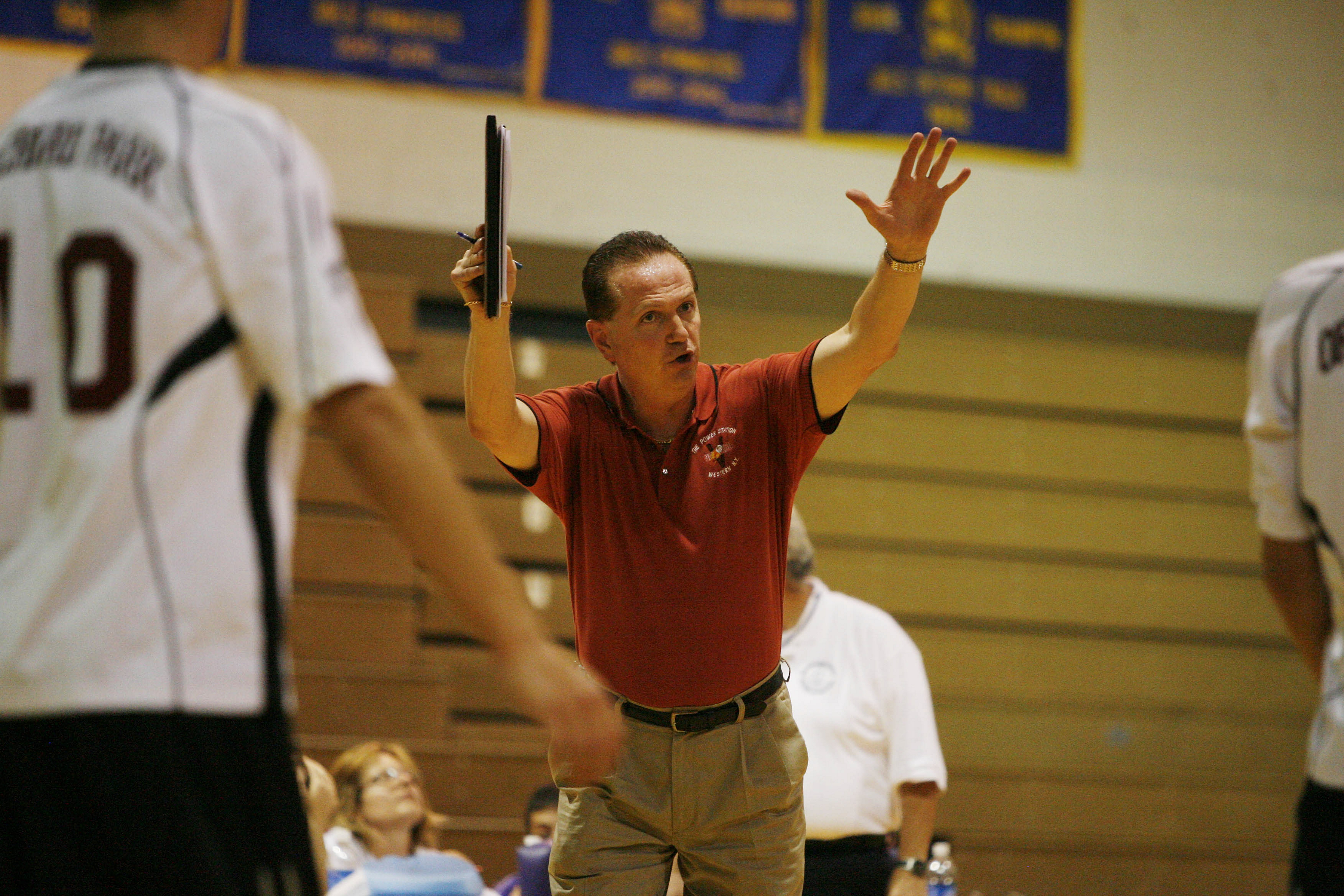 Walt Stefani turned Orchard Park into a Western New York volleyball power.