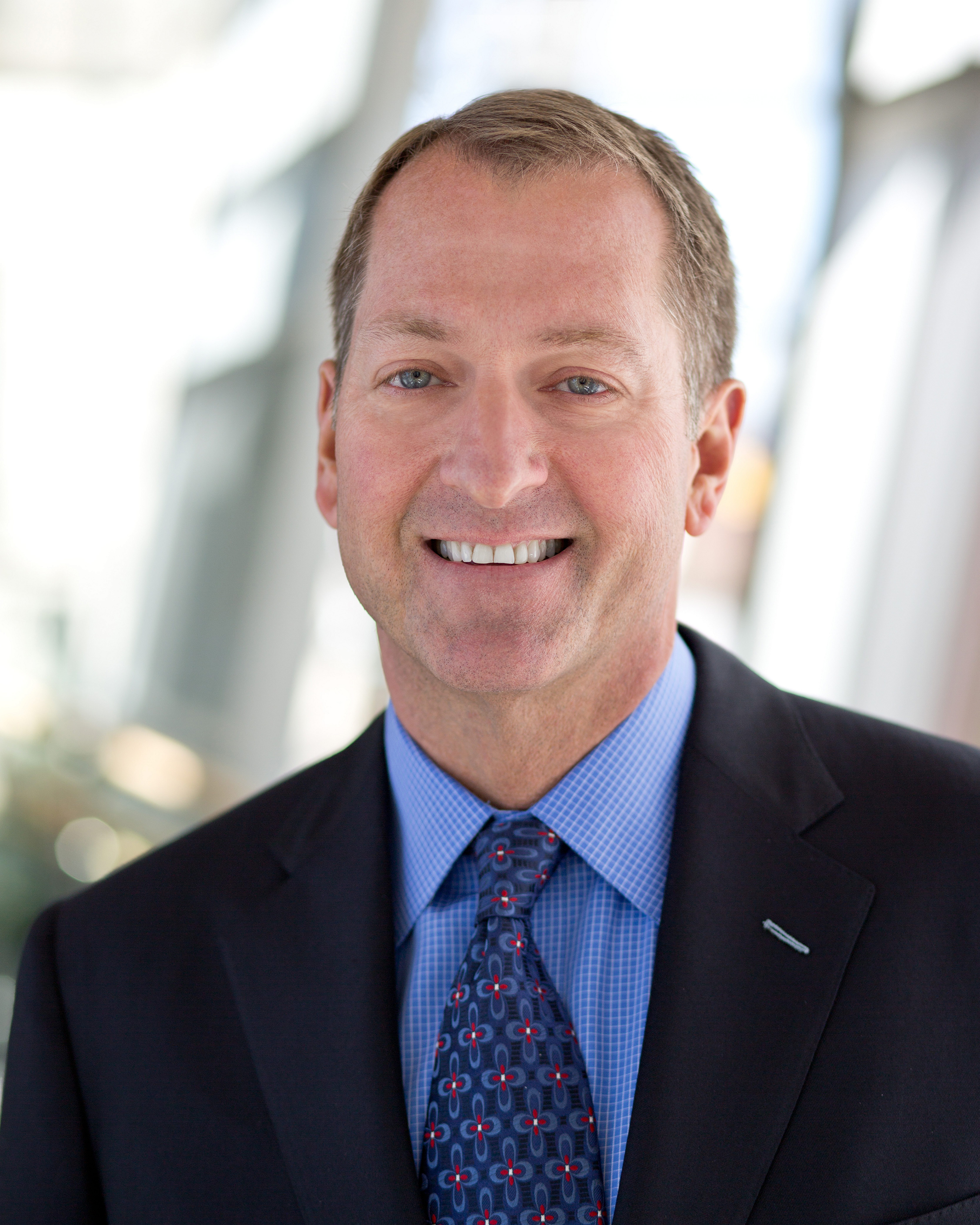 Christopher H. Koch was named 2013 Executive of the Year by the UB School of Management.