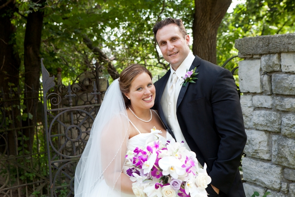 Stephanie Rae Sciandra and John James Messina are wed in Buffalo