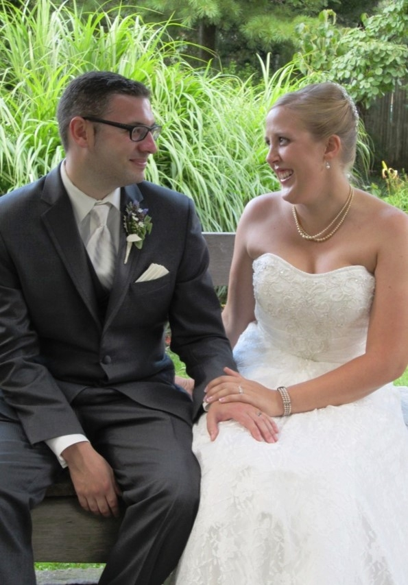 Alison Royer and Graham Allison are wed in Buffalo
