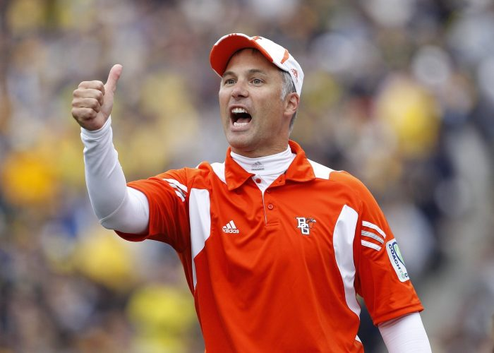 Former Bowling Green coach Dave Clawson, currently the head man at Wake Forest, has reached out to Lance Leipold.