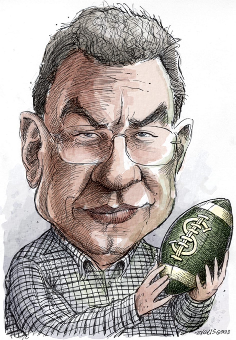 Gregg Easterbrook takes aim at hypocrisy in the National Football League and big money college football.