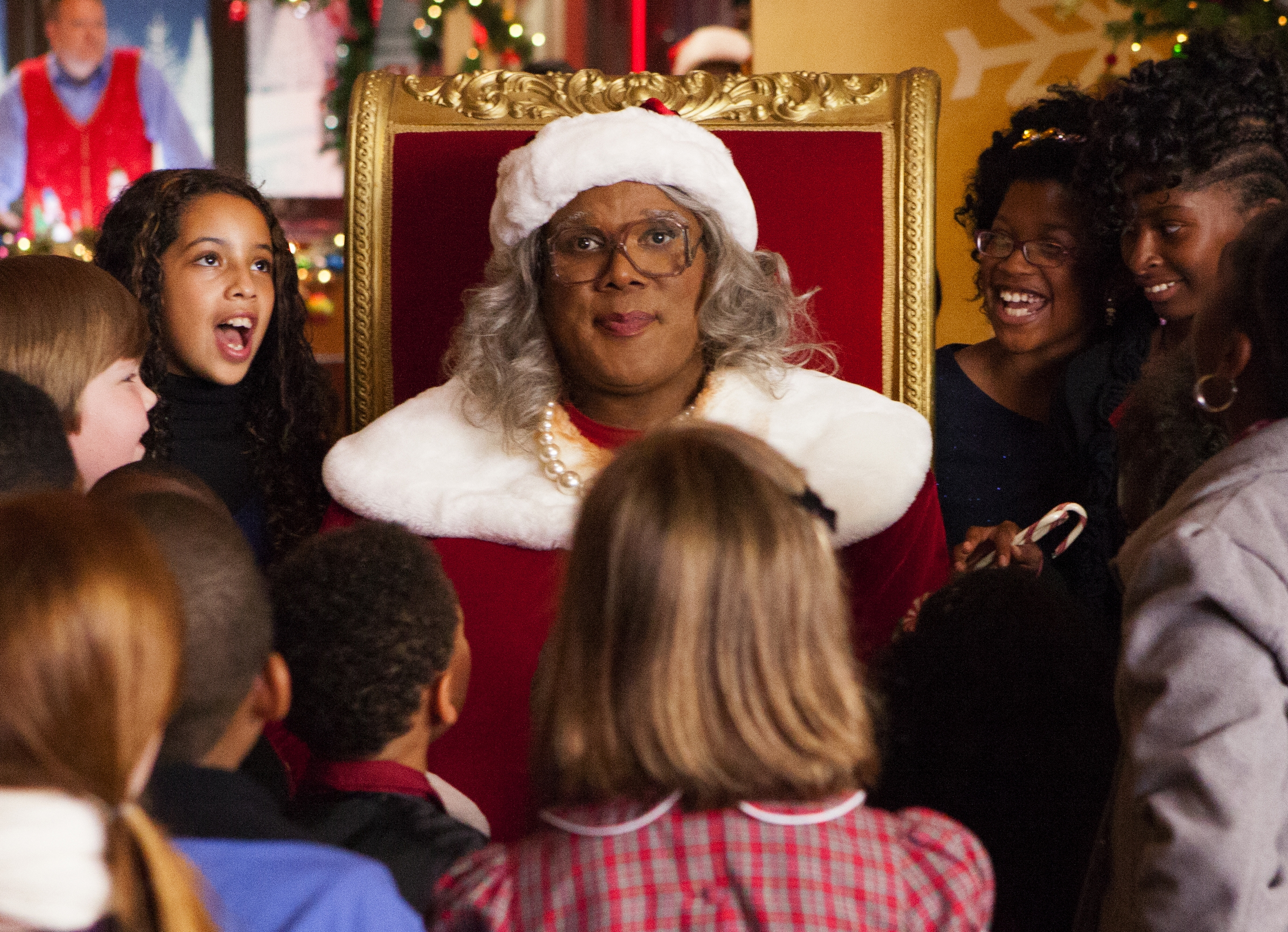Black People Christmas Pictures.3 Christmas Movies Cap A Big Year For Black Cinema The