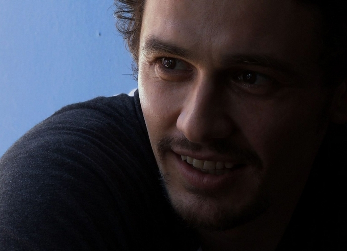 Actor James Franco can be seen in a screening of 'Of Mice and Men' in the Dipson Amherst Theatre.