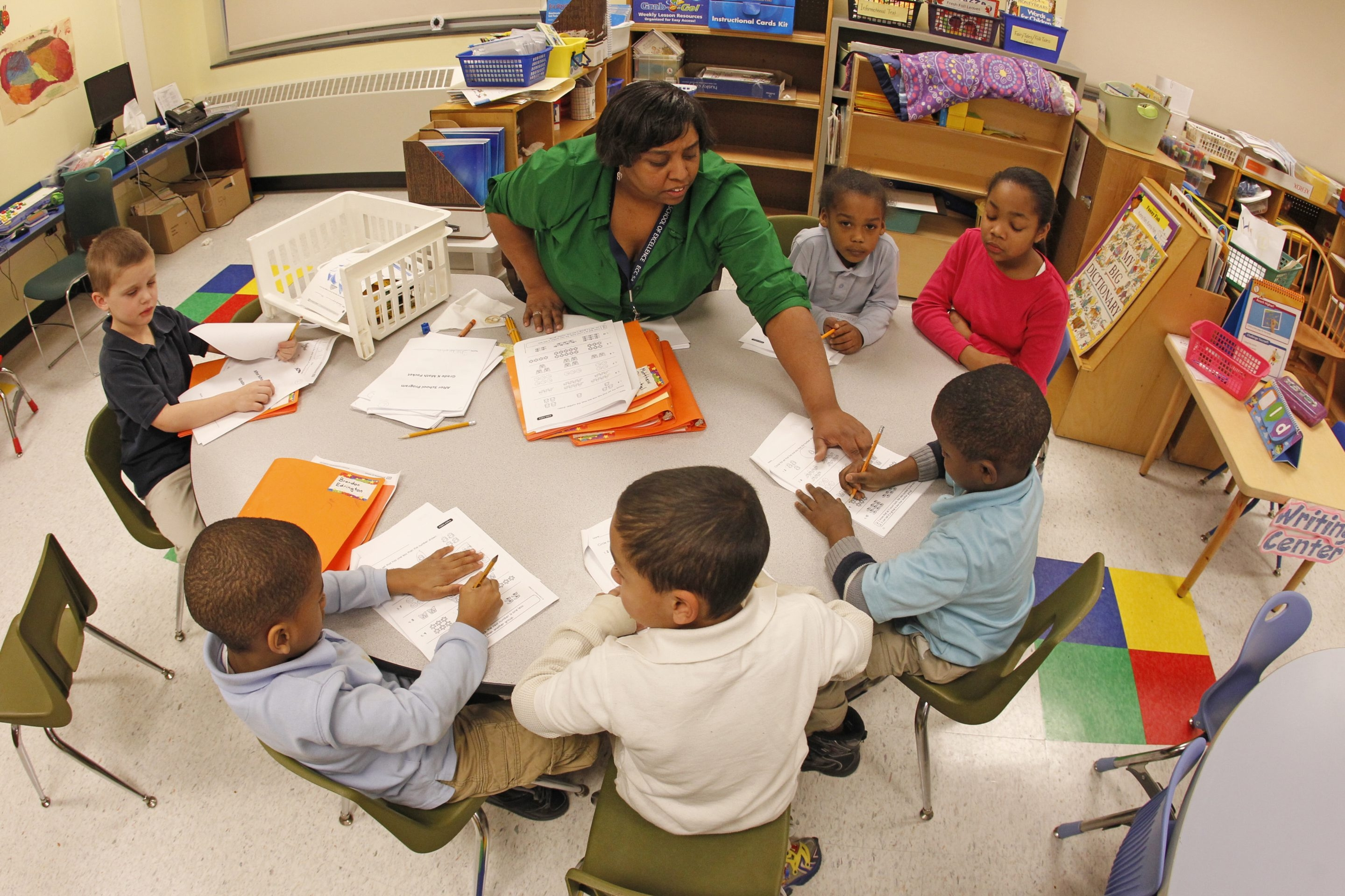 Shawann M. Ealey's students in after-school program in School 54 eagerly work to improve the skills they need to be successful during the class day, but Buffalo School District has been slow to make such programs the norm.