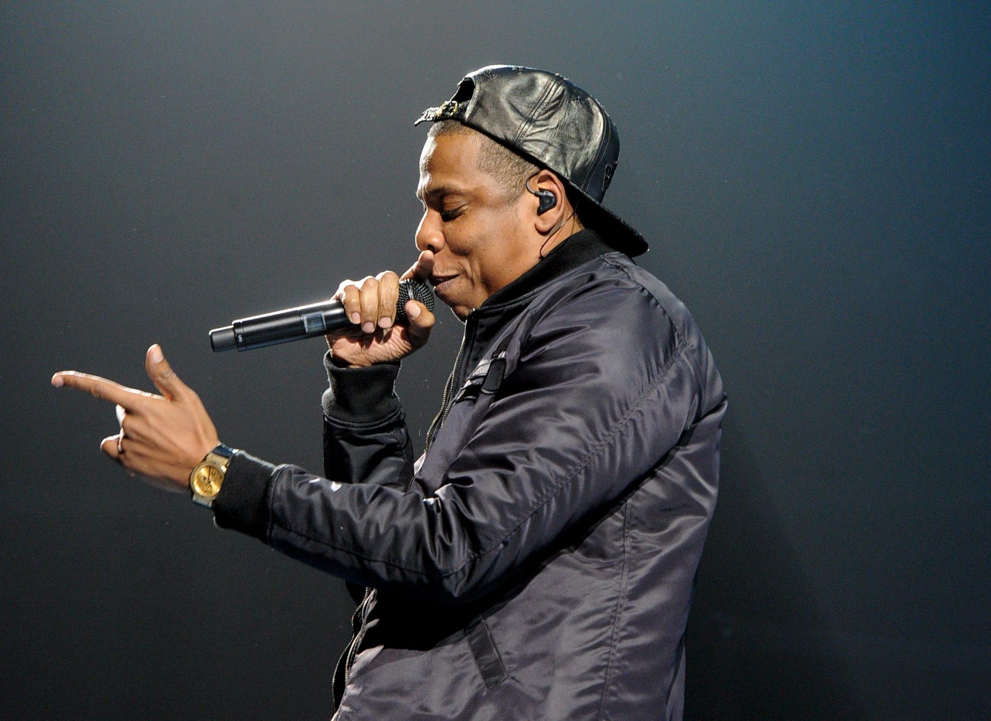 Jay Z featuring Timbalanda brings his Magna Carter World Tour to the First Niagara Center tonight.