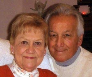 Arlene and Anthony Scheeda