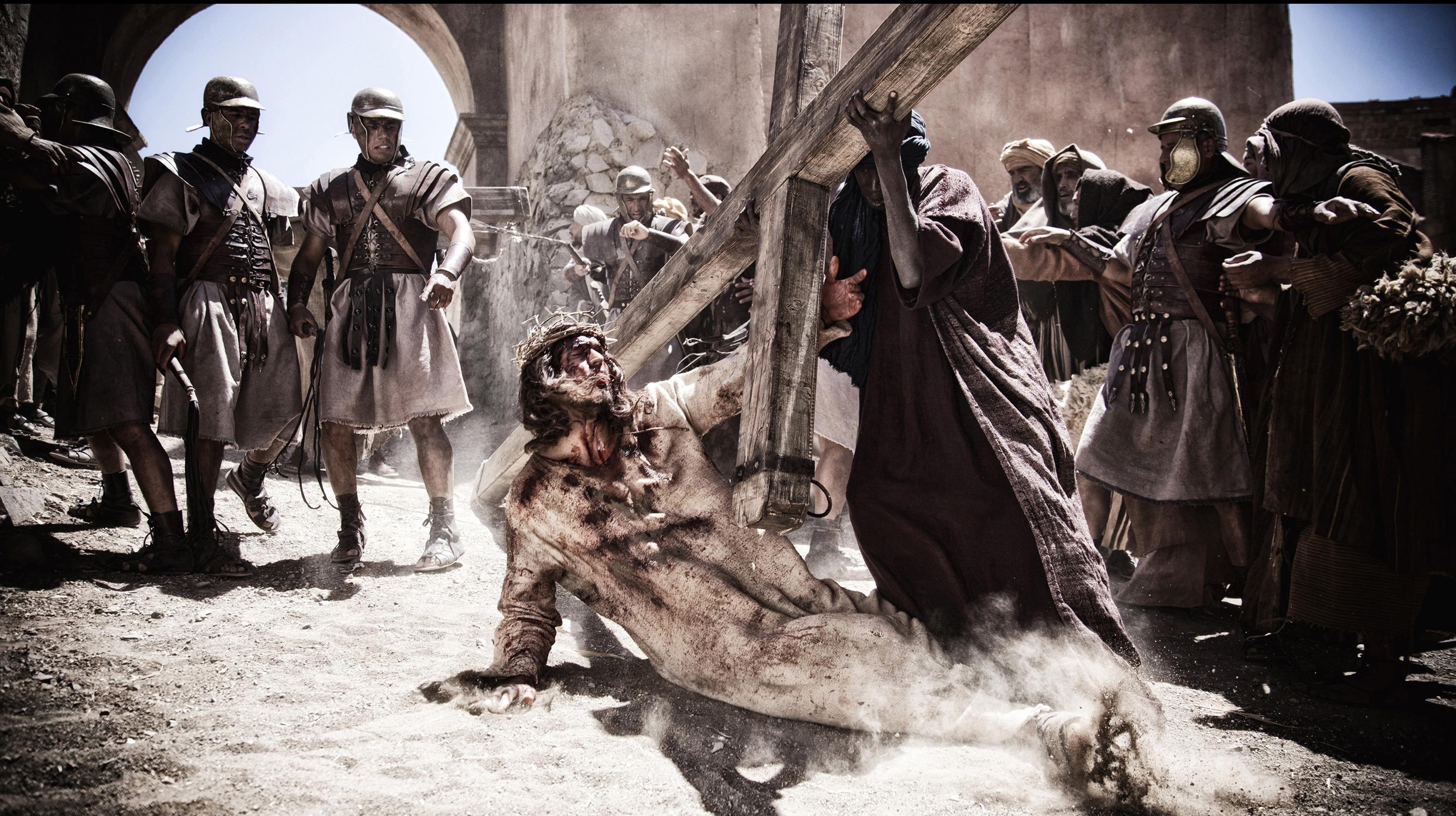 Diogo Morgado stars in 'Son of God.'