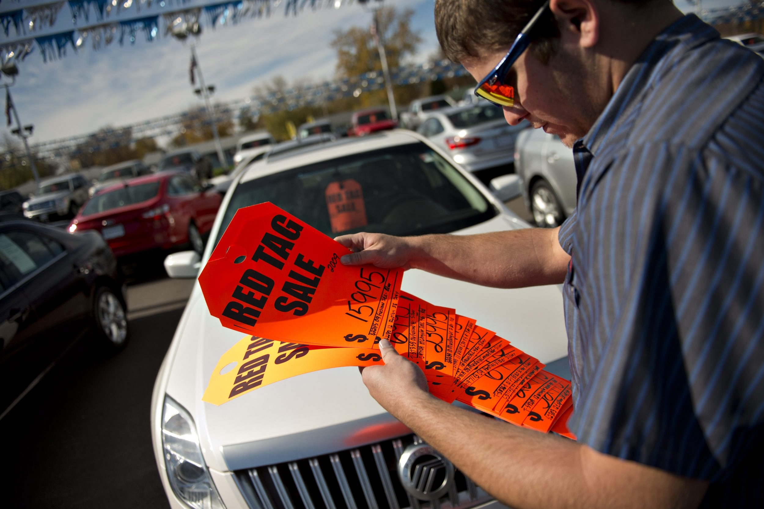 The shortage of late-model used cars has resulted in much higher prices, in some cases making it cheaper to buy new.