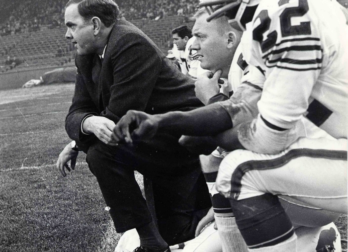 I often wished I had covered Wilson in the early days of the franchise, when he was a much younger man. I envied the late Larry Felser, who covered the Bills from the start, when the AFL was in its infancy and pro football was just beginning to take a hold in America. (Photo courtesy Buffalo Bills)