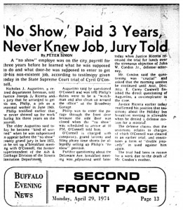 29apr74 no show job in court