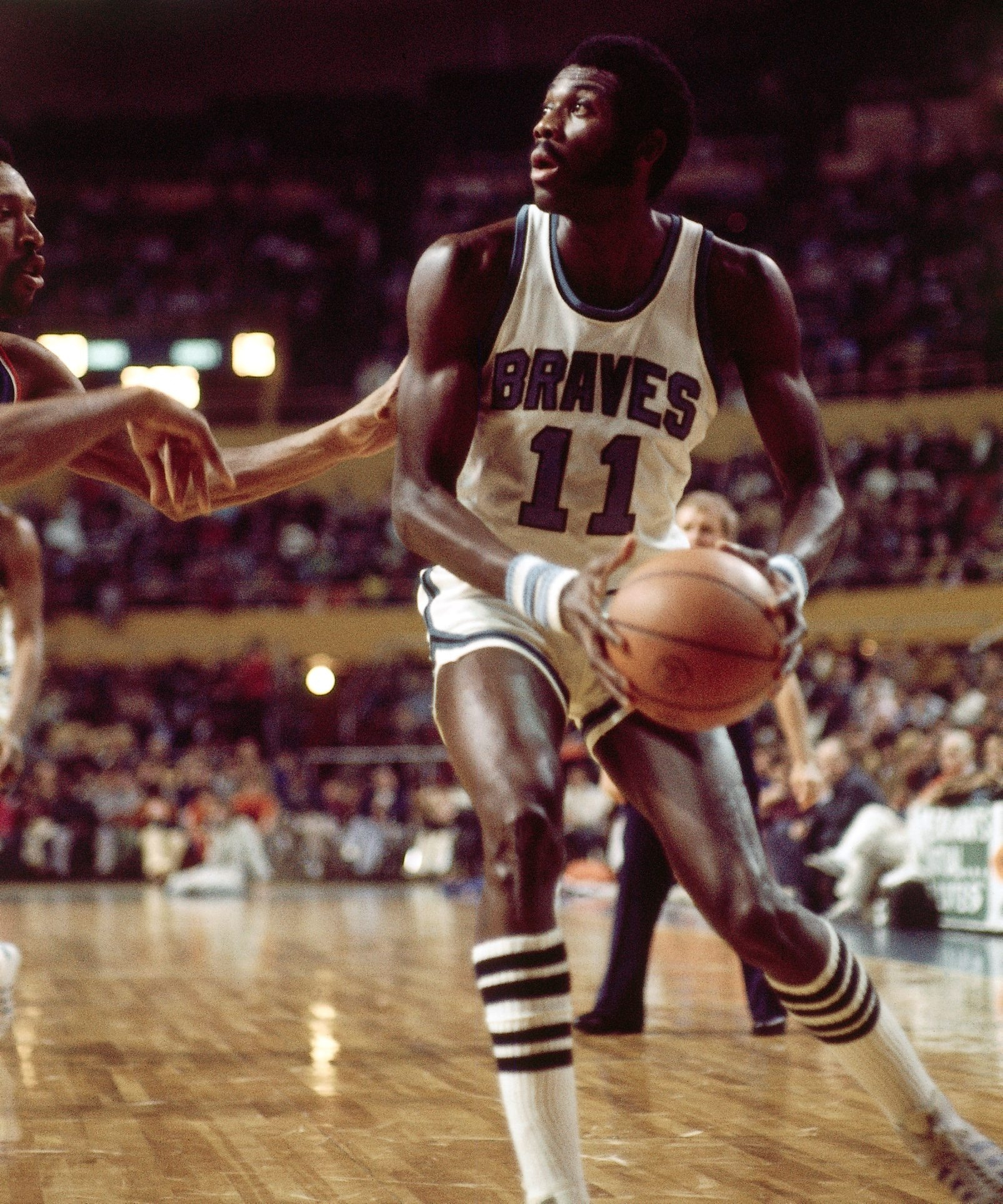 Bob McAdoo was one of the NBA's best players when he played for the Buffalo Braves.
