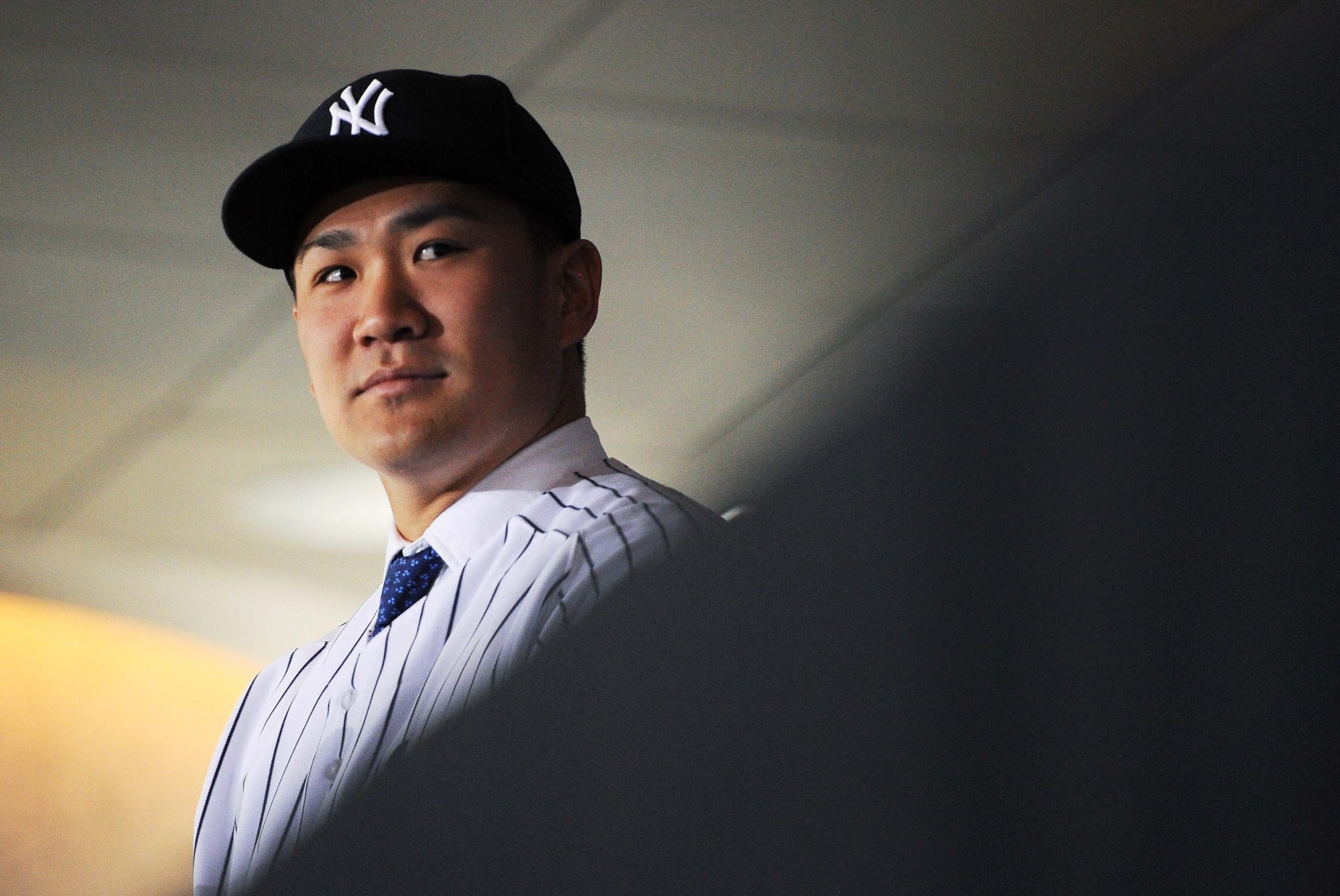 The Yankees are paying Japanese import Masahiro Tanaka $155 million for seven years, though Tanaka has yet to pitch a real game in the major leagues.