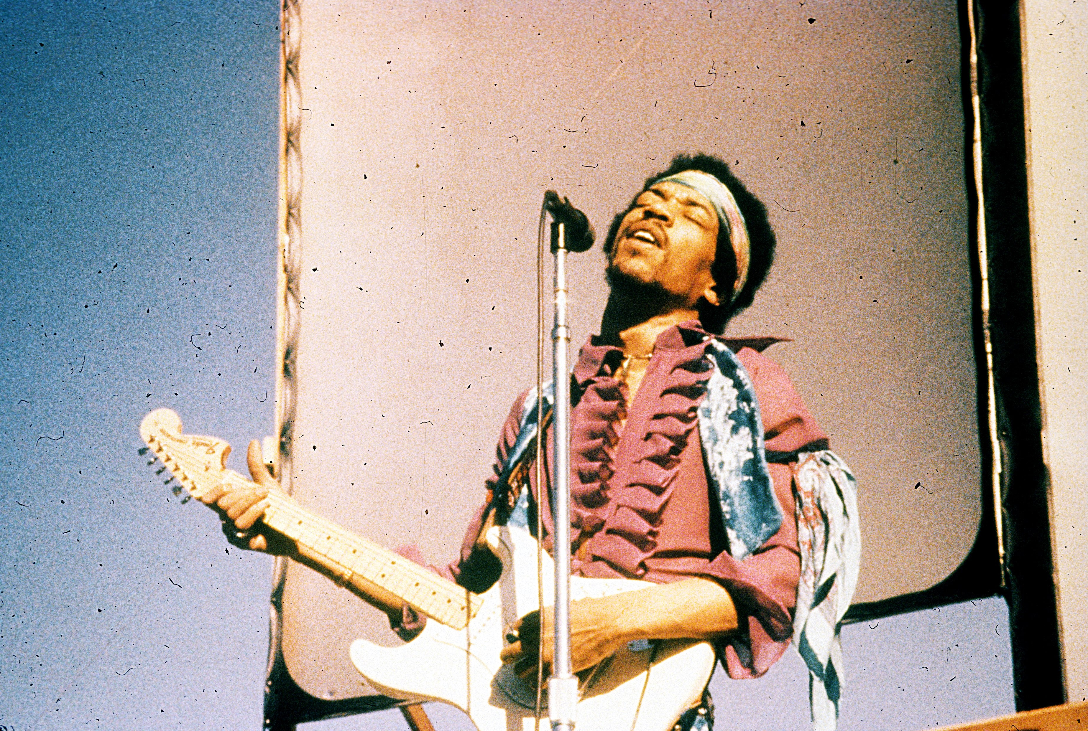Jimi Hendrix died at 27, and no one has ever been able to reproduce his trademark howl.