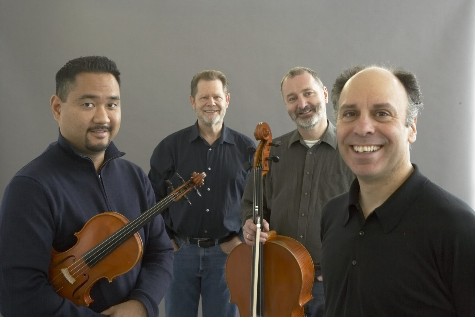 Alexander String Quartet performs the final three concerts in the Slee Beethoven series.