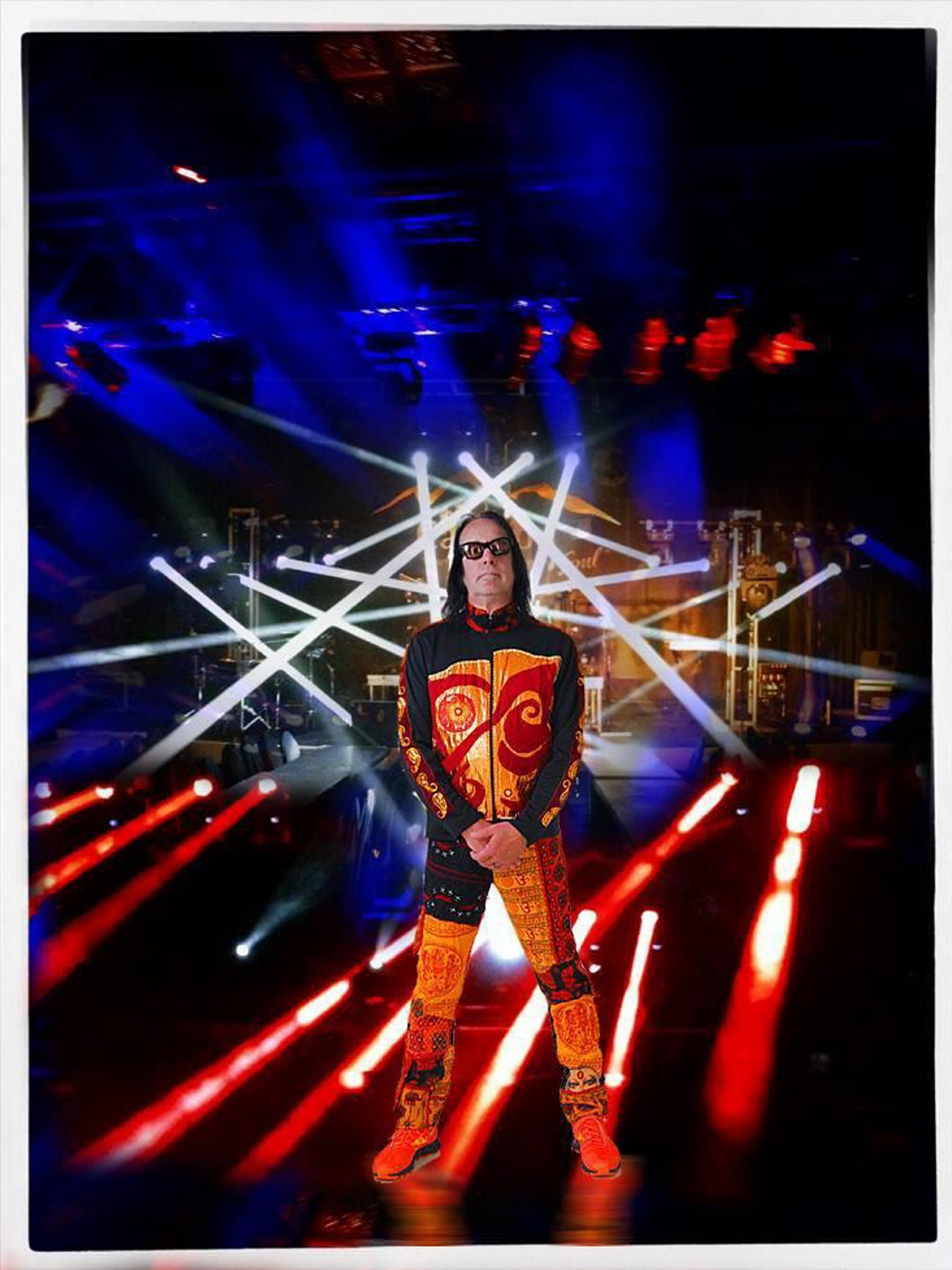 """Todd Rundgren brings his """"Unpredictable"""" tour to the Bear's Den on Friday."""