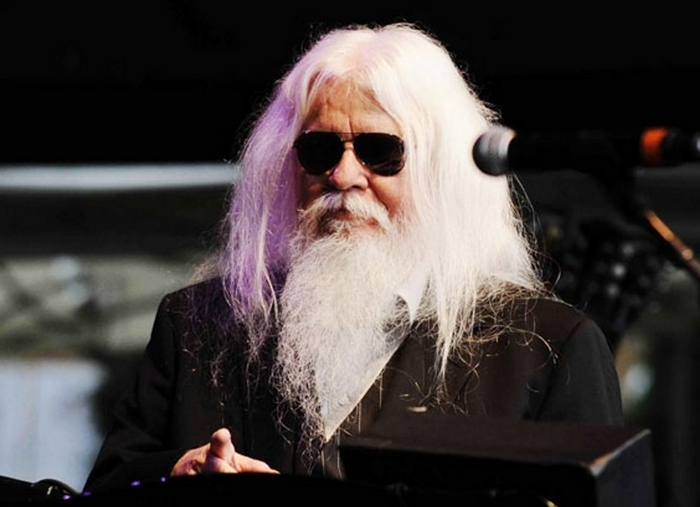 Rhythm and blues legend Leon Russell will play the Buffalo Iron Works on April 24.