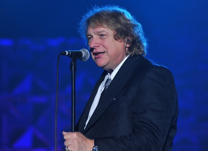 Lou Gramm performs with the BPO on Friday. (Getty Images)