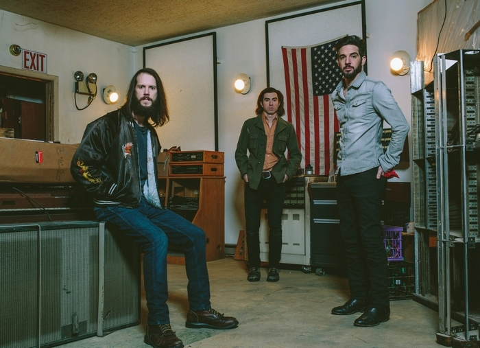 The Whigs will play the Waiting Room on Sunday.