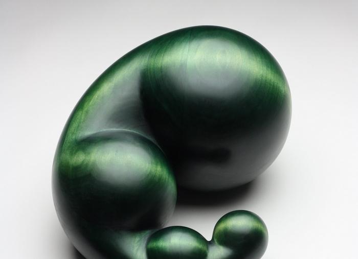 "Jesse Walp's sculpture ""Sweet Pea"" opens  Saturday in Buffalo Arts Studio."