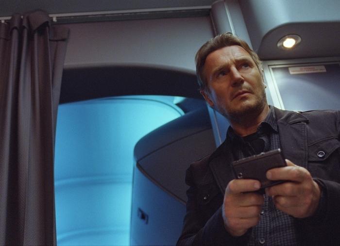Liam Neeson stars in 'Non-Stop.'