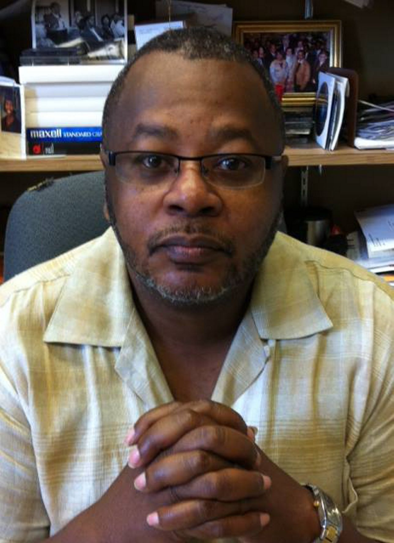 Professor Felix L. Armfield emphasized heritage.
