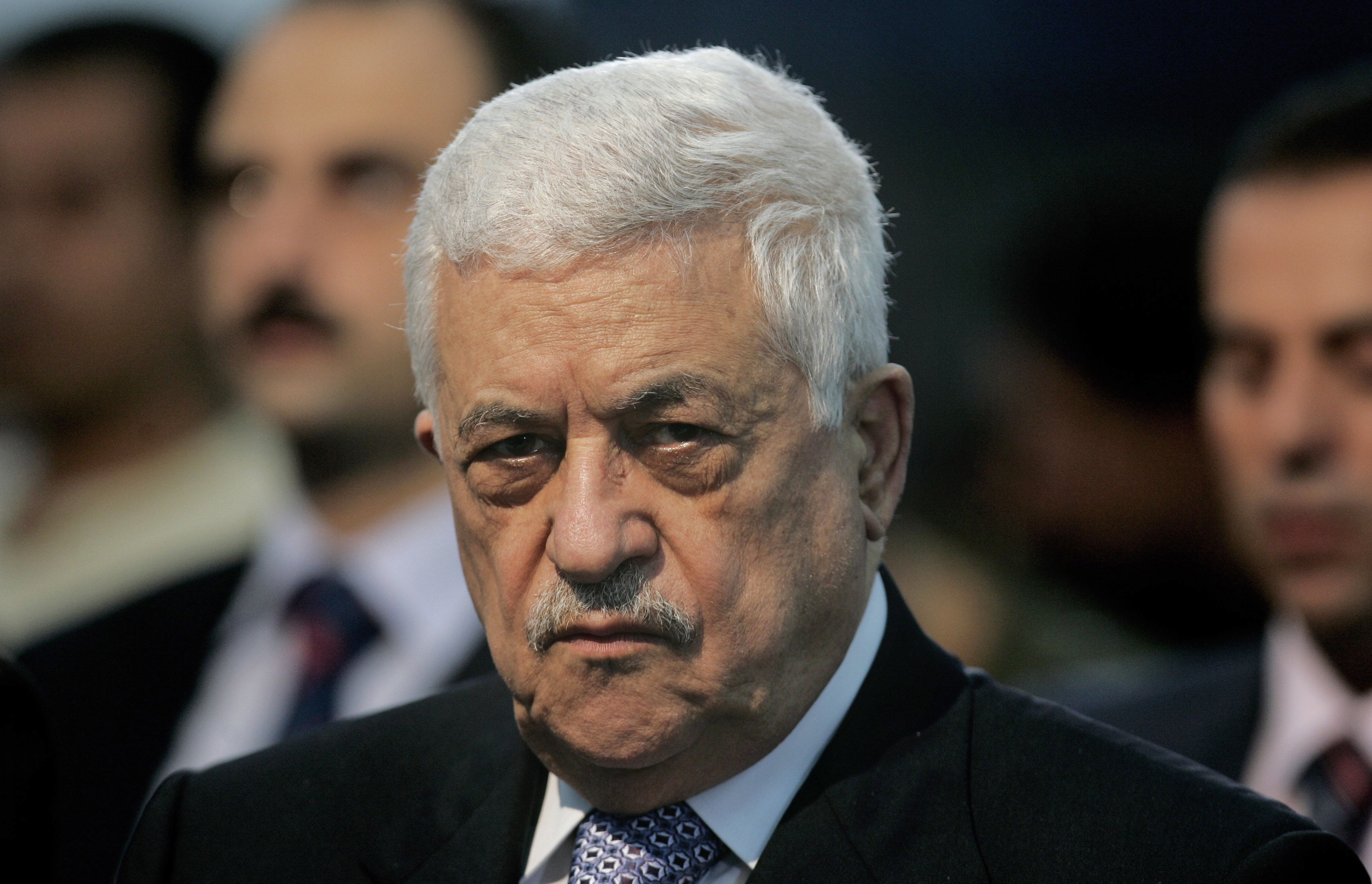 "Mahmoud Abbas' statement on Holocaust is dismissed by Israel as ""damage control."""