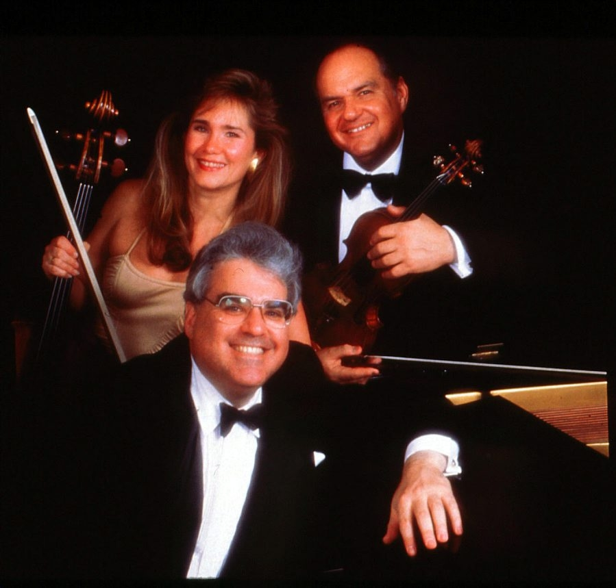 The Kalichstein-Laredo-Robinson Trio closes the Buffalo Chamber Music Society season.
